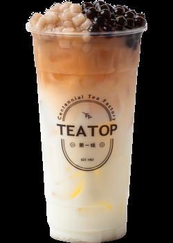 雙Q鮮奶茶