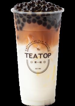 珍珠鮮奶茶