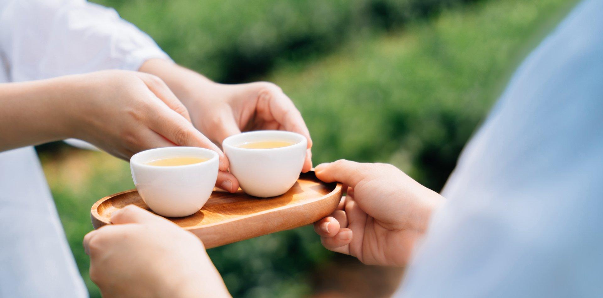 一杯好茶 ‧ 一刻分享